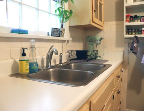 How To Simplify Your Kitchen