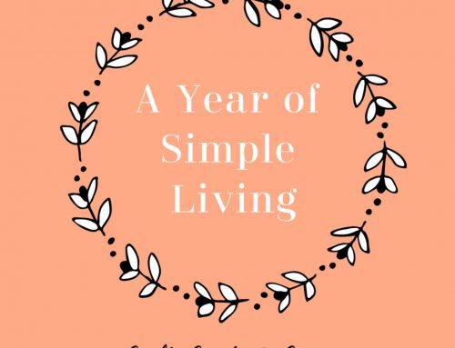 A Year of Simple Living